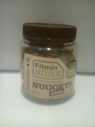 Fitmin Snax dog LIVER Nuggets 200 g doza cca 50ks