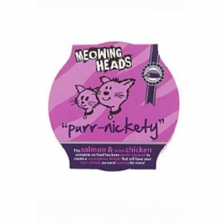 MEOWING HEADS Purr-Nickety konz. 85g