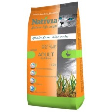 Nativia Adult Duck&rice hairball 1,5kg
