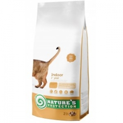 NATURES PROTECTION CAT INDOOR 2KG