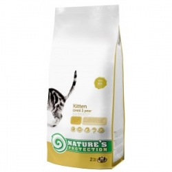 NATURES PROTECTION CAT KITTEN 2KG