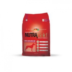 Nutra Gold Adult Lamb&Rice 15kg