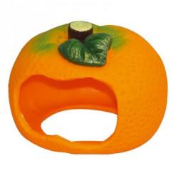 ZOLUX domeček Pomeranč plast 11 x 11 x 8 cm