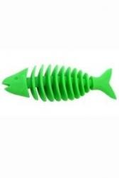 Hračka pro psy dentální rybka plovací malá 14 cm
