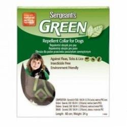 Sergeanťs Green obojek proti klíšťatům a blechám pro psy 60cm