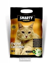 Silikátové stelivo pro kočky SMARTY EXCLUSIVE 10 litrů - TRVALE