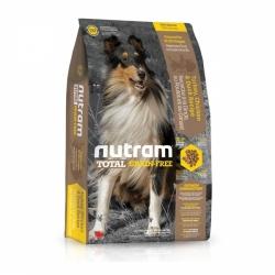 Nutram Total GrainFree Turkey Chicken Duck, Dog 13,6 kg + DOPRA