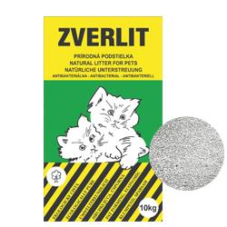 ZVERLIT Natural 10kg (zelený)