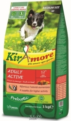Kiramore Dog medium Adult Active 15kg