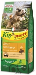 Kiramore Dog all breeds Adult Top Energy 15kg