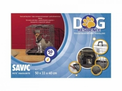 Klec do auta Dog Residence 50x33x40cm Savic