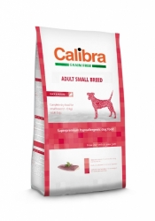 Calibra Grain Free Adult Small Breed / Duck & Potato 7 KG + DOPRAVA NEBO BONUS ZDARMA
