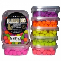 FLUORO ZOB 130 ml 10 mm Tutti Frutti MIX