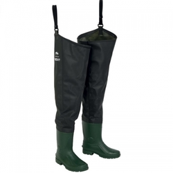Sert holinky Thigh Waders PVC|vel.44-45
