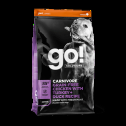 Petcurean GO! Carnivore Senior 10kg