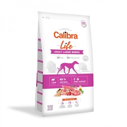 Calibra Dog Life Adult Large Breed Lamb 2,5kg