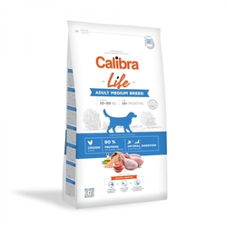 Calibra Dog Life Adult Medium Breed Chicken 2,5kg