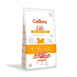 Calibra Dog Life Adult Small Breed Lamb 1,5kg