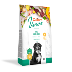 Calibra Dog Verve GF Adult Large Chicken&Duck 12kg + doprava zdarma