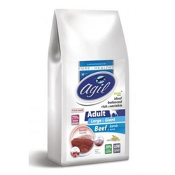 Agil Adult Large&Giant, Low Grain Beef,Lamb 10kg