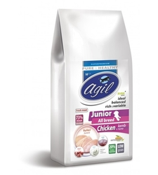 Agil Junior All Breed 10kg