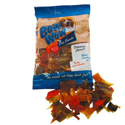 Bow wow želatinové chipsy 60g