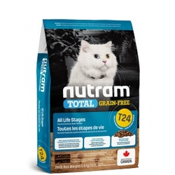 Nutram Total Grain Free Salmon Trout Cat 5,4 kg