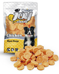 Calibra Joy Classics Chicken Rings 80g
