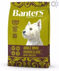 Banters Adult MINI Chicken&Rice 8kg