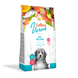 Calibra Dog Verve GF Adult Small Salmon&Herring 1,2 kg