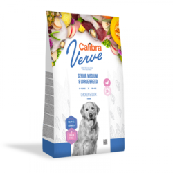 Calibra Dog Verve GF Senior M&L Chicken&Duck 2kg