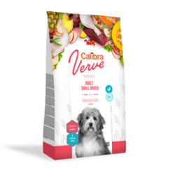 Calibra Dog Verve GF Adult Small Chicken&Duck 1,2kg