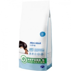 NATURES PROTECTION MINI ADULT 7,5KG