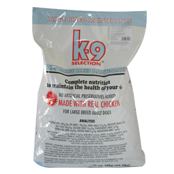 K-9 MAINTENANCE 20kg Large