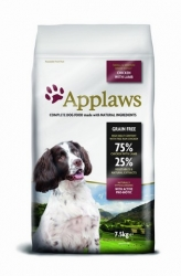 Applaws Dog Adult Small & Medium Breed Chicken & Lamb 15kg (2x7,5kg)