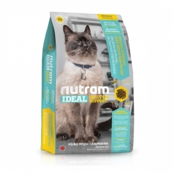 Nutram Ideal Sensitive Cat 6,8 kg
