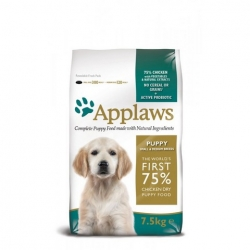 Applaws Dog Puppy Small & Medium Breed Chicken 2 kg