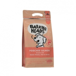 Barking Heats Pooched Salmon 2kg