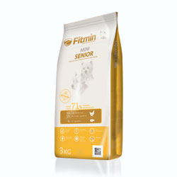 Fitmin dog mini senior 400g