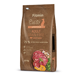Fitmin dog Purity Grain Free Adult Beef