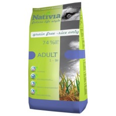Nativia Adult CHICKEN&RICE 3 kg