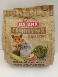 Dajana – COUNTRY MIX Křeček 500 g