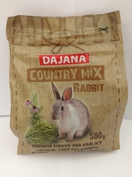 Dajana – COUNTRY MIX Králík 500 g