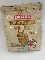 Dajana – COUNTRY MIX EXCLUSIVE, osmák degu 500 g