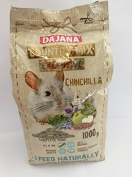 Dajana – COUNTRY MIX EXCLUSIVE, činčila 1 kg