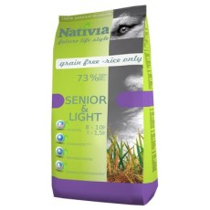 Nativia Senior&Light 3 kg