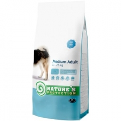NATURES PROTECTION MEDIUM ADULT 4KG