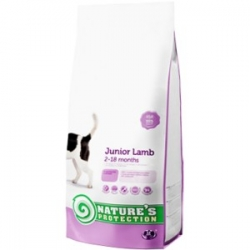 NATURES PROTECTION JUNIOR WITH LAMB 2KG