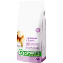 NATURES PROTECTION MINI JUNIOR 2KG