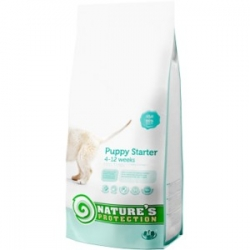 NATURES PROTECTION PUPPY STARTER 2KG
